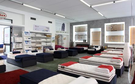Showroom - MPA Dormibene Milano | M.P.A. Dormibene